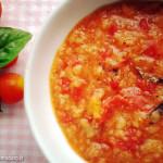 zuppa - pappa con il pomodoro