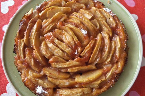 Crostata di mele paneoliopomodoro for Crostata di mele
