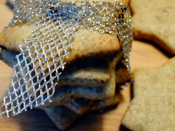 ricetta biscotti con zenzero candito