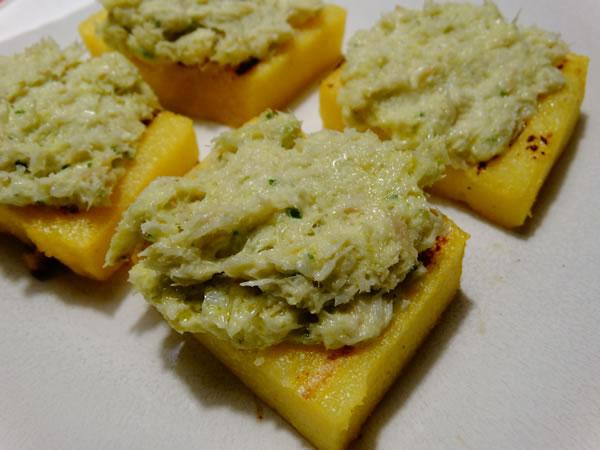 ricetta baccalà mantecato alla veneziana