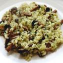 ricetta risotto ai funghi pioppini