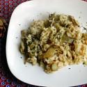 ricetta risotto con i carciofi
