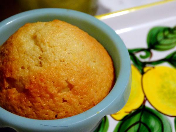 ricetta muffin al limoncello
