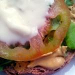 ricetta panino pomodoro gorgonzola bloomsday