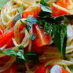 ricetta one pot pasta spaghetti e pomodoro