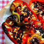 ricetta peperoni ripieni vegetariani