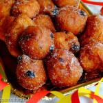 ricetta frittelle veneziane