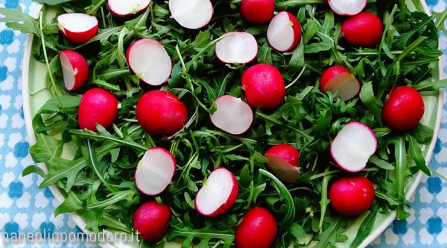 ricette con ravanelli