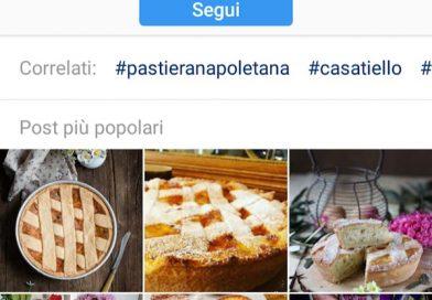 ricette pasqua 2018 instagram
